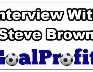 Interview with Steve Brown of Goal Profits