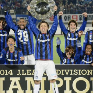 2014 Japanese J.League champions