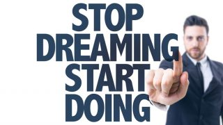 Profitable football trading: stop dreaming, start doing
