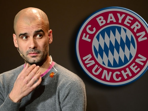 Guardiola ended his sabbatical to take the reigns at Bundesliga giants Bayern Munich.