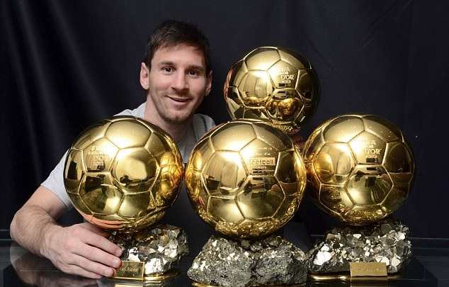 It Has Been A Two Horse Race For The FIFA Ballon DOr Award Since World Player Of Year Was Re Branded Back In 2010 Lionel Messi And