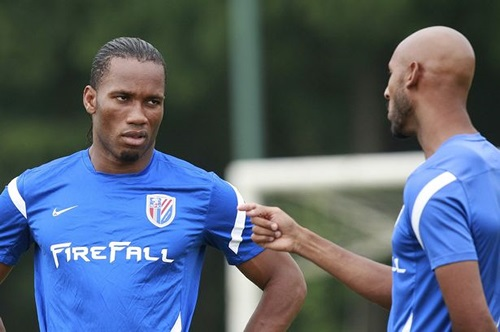 Shanghai Shenhua failed to hold on to former-Chelsea duo Didier Drogba and Nicolas Anelka.