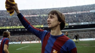 Cruyff was instrumental for Barcelona both as a player and a manager.