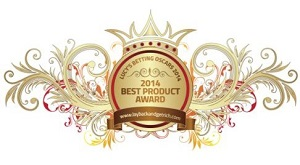 Voted 'Best Product' 2014