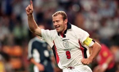 Alan Shearer is England's only European Championship Golden Boot winner to date.