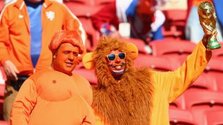 World Cup superfans