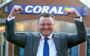 Dean Clay, £2 football accumulator won £92,000
