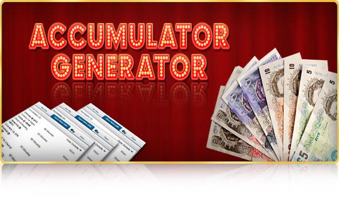 Accumulator Generator
