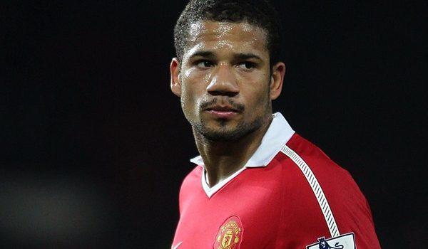 Transfer flop Bebé plays for Manchester United.