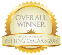 Betting Systems Oscar Winner 2018