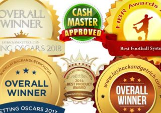 Awards won by Goal Profits football trading community