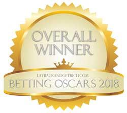"Betting System Oscars 2018 ""Overall Winner"""